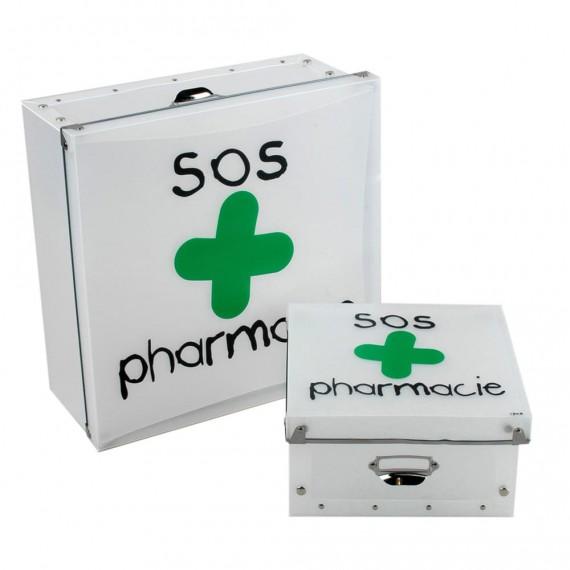 Коробка для аптечки SOS Pharmacie большая