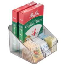 Органайзер для пакетиков с 4 отделениями Linus