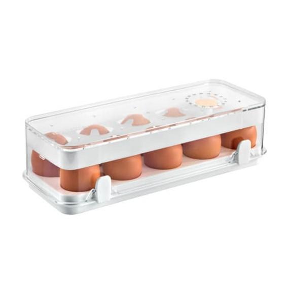 Контейнер для 10 яиц в холодильник PURITY