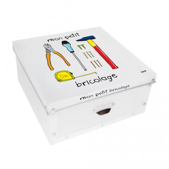 Коробка для инструментов Mon Petit Bricolage