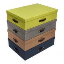 Коробка с внутренними отделениями JAKOB