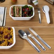 Набор из 3 стальных приборов Box Appetit