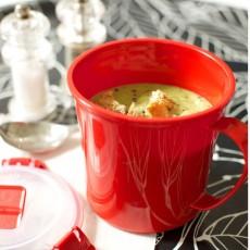 Кружка для супа Microwave