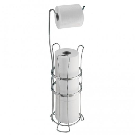Напольный держатель туалетной бумаги York Lyra
