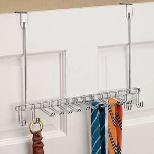 Надверная вешалка для галстуков и ремней