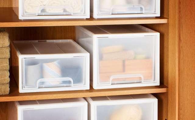 Организация и хранение аксессуаров в шкафу