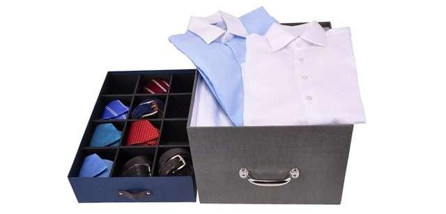 Хранение галстуков