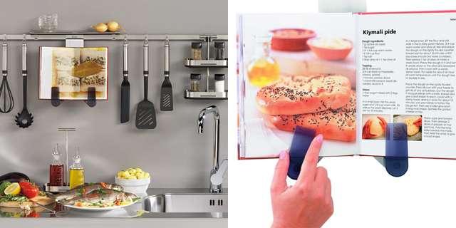 Держатель для кулинарной книги