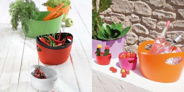 Корзины для овощей и фруктов