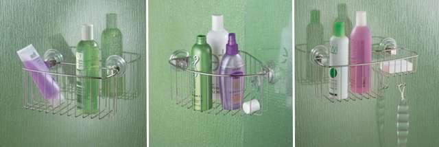 Настенные корзины для ванной