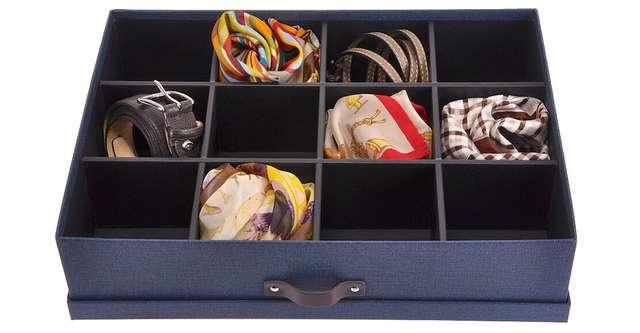 Коробка для хранения аксессуаров