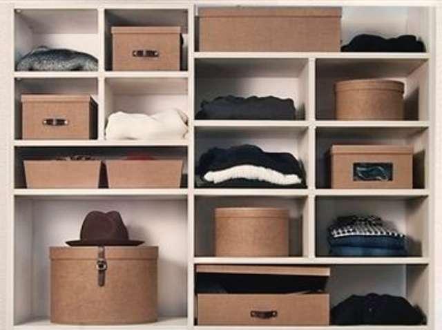 Коробки для хранения вещей