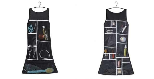 Платье-органайзер для аксессуаров