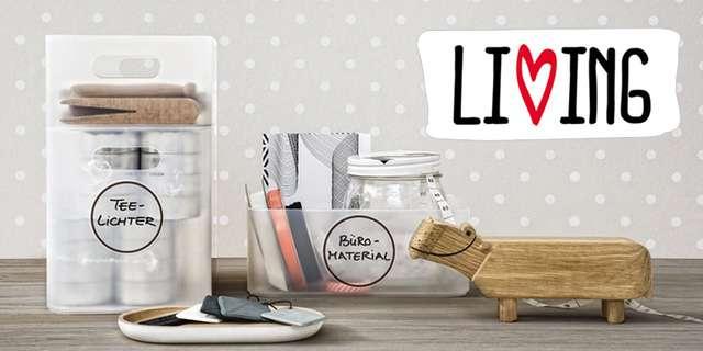 Этикетки для дома Avery Zweckform серия Living