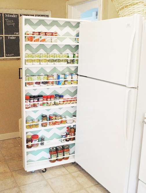 slide-out-pantry-kitchen-hack