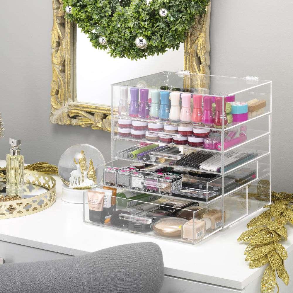 whitmor-5-tier-acrylic-cosmetic-organizer
