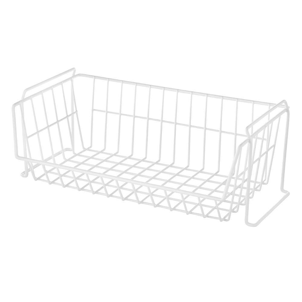 whitmor-medium-wire-grid-stackable-basket