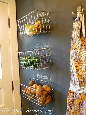 wire-basket-chalkboard-fruit-veggie-storage