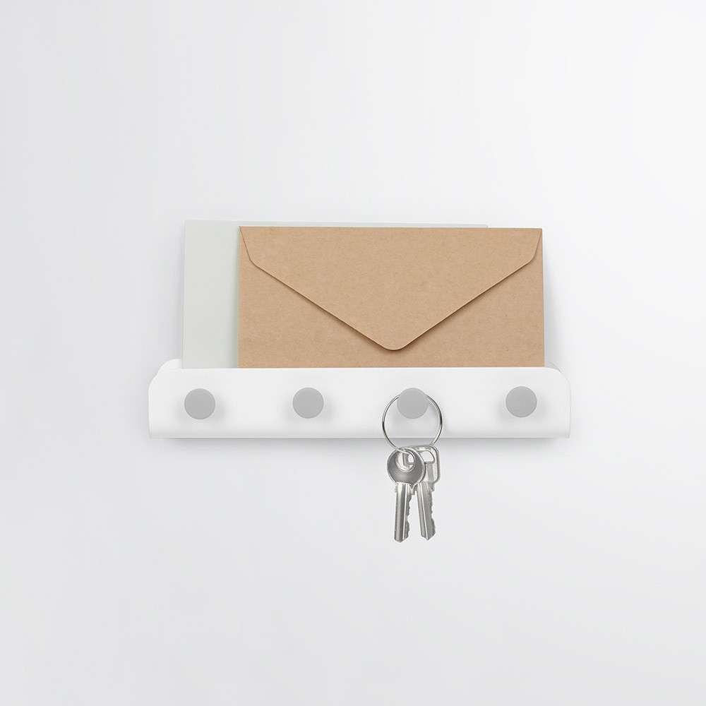 umbra-yook-keys-holder-white