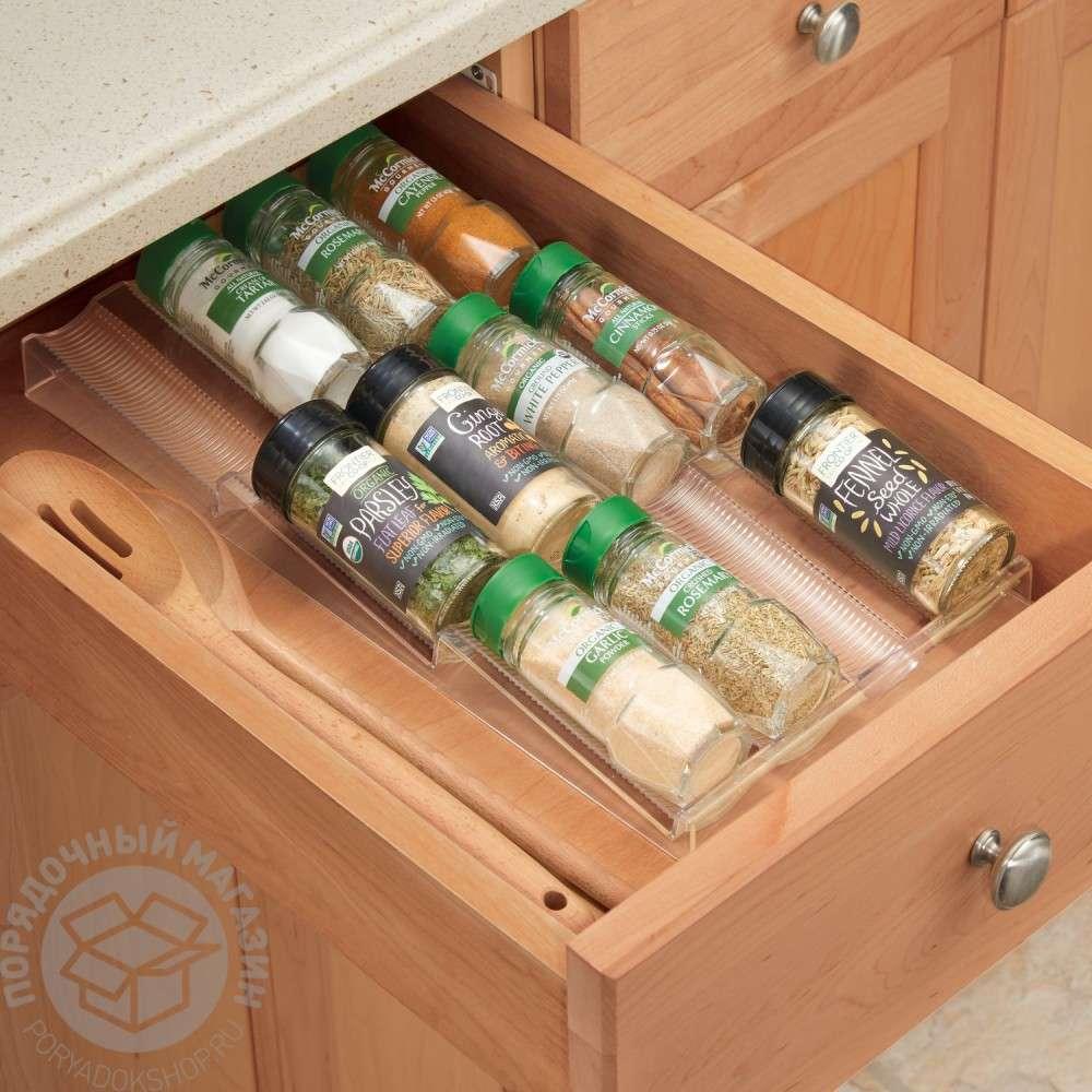 interdesign-clear-linus-drawer-spice-holder