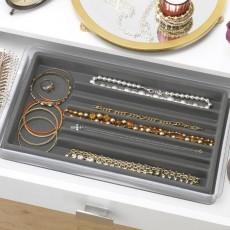 Модульный органайзер для украшений с 7 отделениями