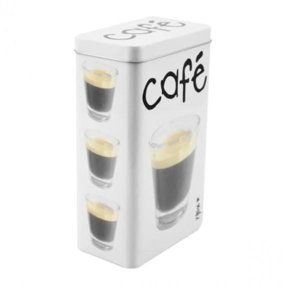 Металлический контейнер для кофе Gourmet Café