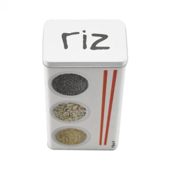Металлический контейнер для риса Gourmet Riz