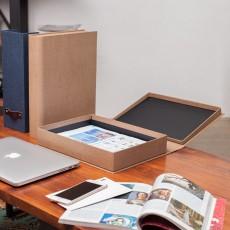 Коробка-книга формата А4 GÖMMA