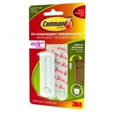 Крючок для рамок с веревочными петлями Command