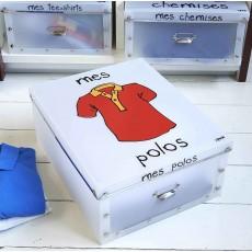 Коробка для поло Mes Polos