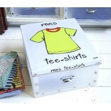 Коробка для футболок Mes T-Shirts