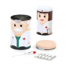Набор контейнеров для аптечки Dr.&Nurse