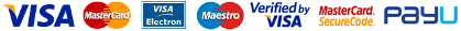 Логотипы платежных систем