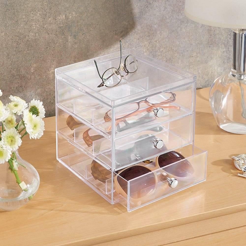 interdesign-stacking-3-drawer-glasses-organizer