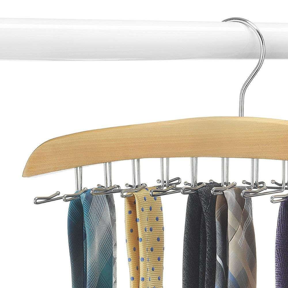 whitmor-tie-hanger