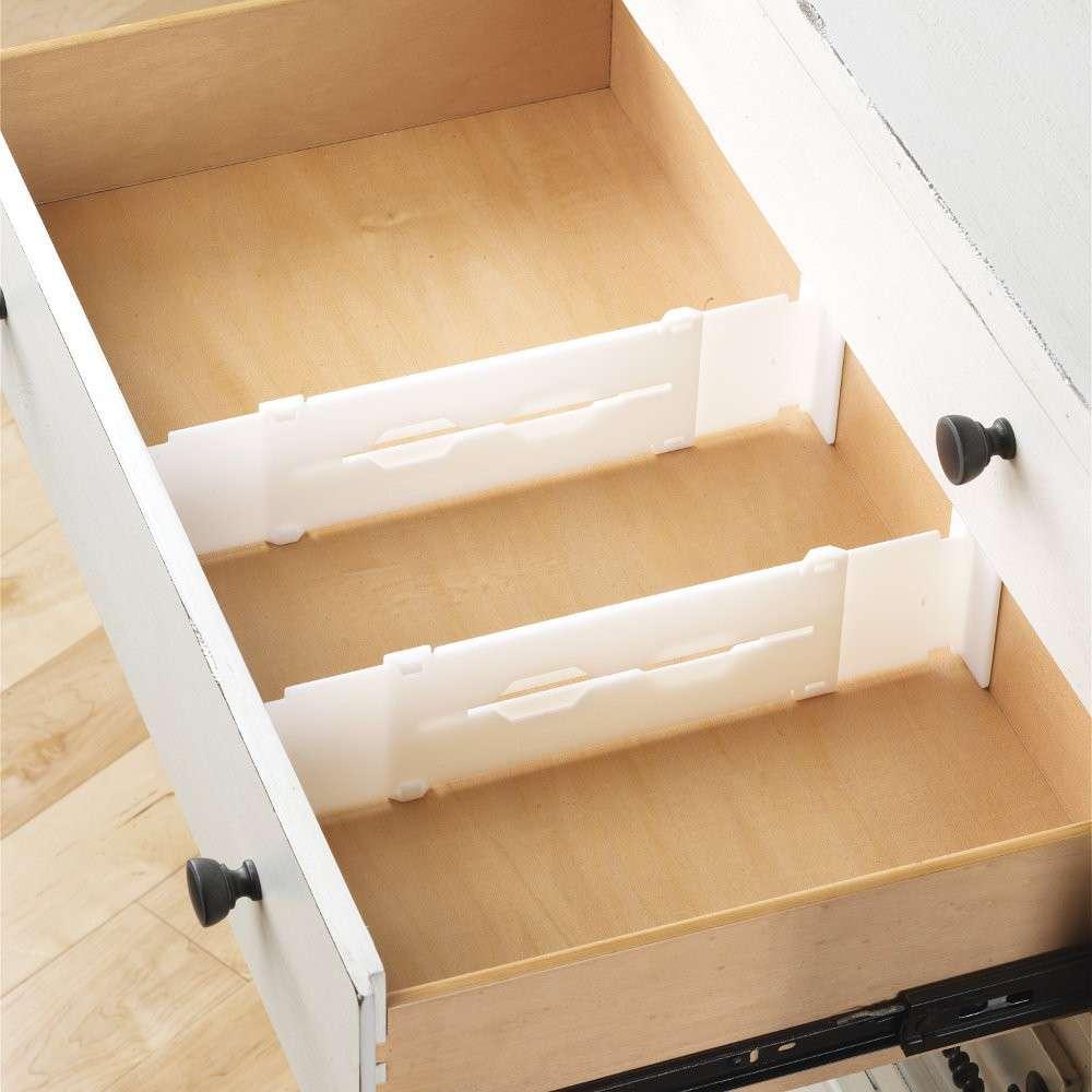 whitmor-adjustable-drawer-dividers-set-2